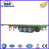 reboque Flatbed de 40feet 3axle Conteiner Semi