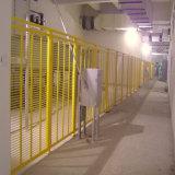 Cerca de isolamento de isolamento de isolamento da cerca GRP do Guardrail FRP do Guardrail GRP do Guardrail FRP da fibra de vidro da cerca da fibra de vidro da cerca da cerca GRP da cerca FRP da fibra de vidro
