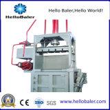 縦ペットびんおよび紙くずの梱包機機械(VM-3)