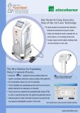 808nm Complete和Permanent Hair Removal Laser Machine