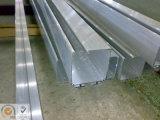 Profil en aluminium pour Decorative-6063
