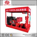 화재 싸움 또는 Ming 비 물 배수를 위한 고압 디젤 엔진 수도 펌프