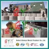 El ejército utilizó la barrera de Hesco/el bastión de Hesco/el fabricante soldados del rectángulo del acoplamiento de Gabion