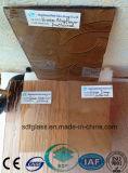 Ce/ISO를 가진 Nashiji 청동색 /Silesia/ Karatachi /Pyramid 장식무늬가 든 유리 제품