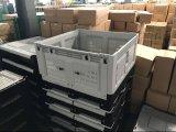 Australien-zusammenklappbarer Ladeplatten-Behälter an Größe 1162*1162*780