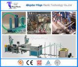 Riga dell'espulsore dell'espulsione di produzione del tubo dell'elica del PVC per il tubo flessibile di aspirazione del PVC di rinforzo spirale