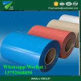 Verschiedene Farben strichen Galvalume gerunzelt Roofing Blatt vor