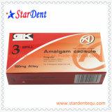 Dental Instrument 600mg Gk Amalgam Cápsulas de material de enchimento dentário