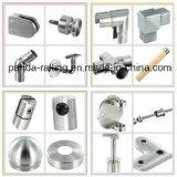 Accessoires de balustrade/bille d'extrémité ajustage de précision de balustre/ajustage de précision de balustrade/acier inoxydable