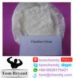 Citrato di Clomifene dell'Anti-Estrogeno/polvere CAS di Clomid: 50-41-9