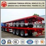 Flatbed Aanhangwagen van de Vrachtwagen van de Aanhangwagen van de Lading van het Nut Semi
