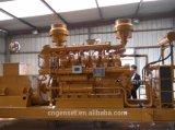 gaz de biomasse de 40kw 50kVA, biogaz, gaz de Natual, gaz de marais, groupe électrogène d'engine de gaz de remblai/Genset