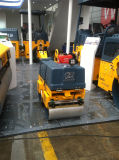 2 Ton Capacity (JMS08H)の800kg Mini Double Drum Vibratory Road Roller