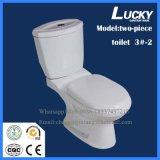 Cer 2016 genehmigte Ganzwäsche P-Einschließt zweiteilige Toiletten-gesundheitliche Ware-Arbeitskarte