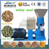Paglia multifunzionale su scala ridotta del mais della filiale che ricicla macchina