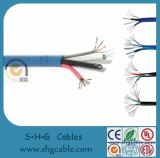 Coaxial combinato Cable e lan Cable 2*CAT6+2*RG6