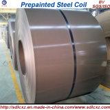 El color del material de construcción de PPGI cubrió la bobina de acero galvanizada