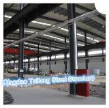 판매를 위한 강철 프레임 구조 Prefabricated 창고