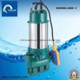 V série d'eaux d'égout/pompe à eau submersible eau encrassée (VD750F/VD1300F/VD1500F)