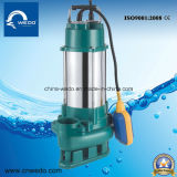 V Serie Abwasser-/schmutziges Wasser-versenkbare Wasser-Pumpe (VD750F/VD1300F/VD1500F)