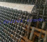砕石機の振動スクリーンの網/ひだを付けられた金網