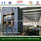 ゴム製製品のためのゴム製シートフレームの加硫装置機械及び油圧出版物機械