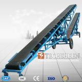 Fascia Conveyor System per Sand, Stone e Corn