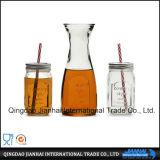Transparentes Glasmaurer-Glas für Getränk und Saft