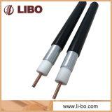 Câble en aluminium Qr540 de tube de câble de joncteur réseau soudé par CATV