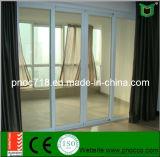 Porte coulissante en aluminium Pnocsd0029 d'interruption thermique