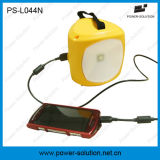 No. 1 Sale Rechargeable LED Solar Lantern con Phone Charger per off-Grid Areas
