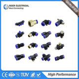 Pièces pneumatiques de garnitures de tuyaux d'air de compresseur de connecteur