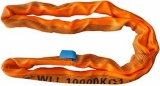 Imbracatura rotonda della tessitura del poliestere 10 tonnellate