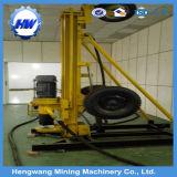 Машина гидровлического тяжелого рока компрессора воздуха молотка DTH Drilling (HQZ-155)