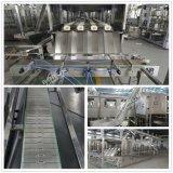 Производственная линия воды бочонка 5 галлонов разливая по бутылкам