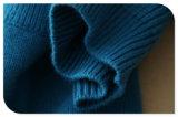 숙녀의 순수한 캐시미어 천 둥근 바닥 및 포켓을%s 가진 숄에 의하여 뜨개질을 하는 카디건 외투