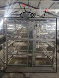 電流を通された肉焼き器の家禽のケージの新しいデザイン