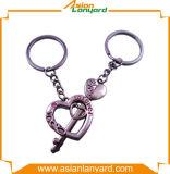 Projetar o metal Keychain da forma