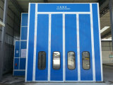 Cabine da pintura de pulverizador do barramento Wld15000 com sistema energy-saving