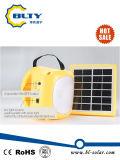 Lanterne actionnée par énergie solaire avec le port de chargeur de téléphone mobile d'USB