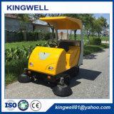 최신 판매 최고 가격 (KW-1760C)를 가진 전기 산업 도로 스위퍼