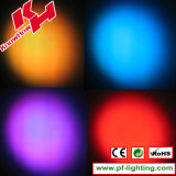 18 * 1W RGBW LED a todo color PAR