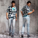 100% Cotton Man Jeans (JPM012)