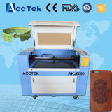 Acctek Economic Mini Desktop 3D Fabric Laser Cutting Machine 6090/Mini CNC Laser Cutting Machine/Laser Cutter