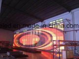 Transparenter LED-Vorhang-Bildschirm P10