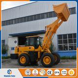 Caricatore poco costoso della rotella della costruzione 3ton di alta qualità cinese