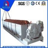Schroef van de Machine van de Goudwinning van 100% de Quanlity Gewaarborgde Spiraalvormige Classificator voor de Mijnbouw van het Ijzer/het Ontwateren van de Dunne modder