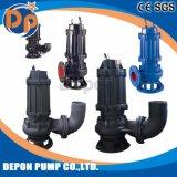 Ss304/Ss316/Ss316Lの浸水許容の下水ポンプ
