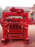 Máquina de fatura de tijolo manual do Flyash Qtj4-35