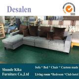 Nuevo modelo de la llegada del sofá, sofá de la tela del diseño simple (2018)